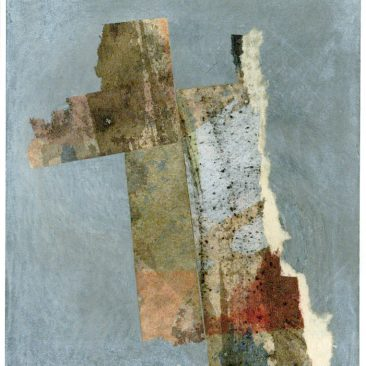 Collage 14/01, 2014. 16x12 cm.